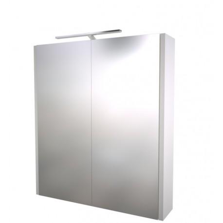 Spintelė su veidrodžiu Serena E60 LED