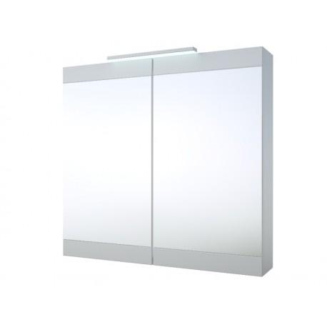 Spintelė su veidrodžiu Serena Retro E75 LED