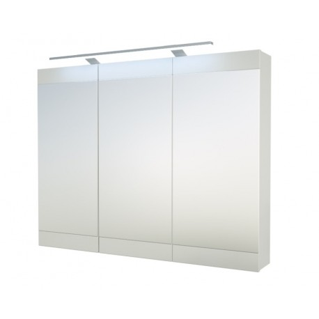 Spintelė su veidrodžiu Serena Retro E90 LED