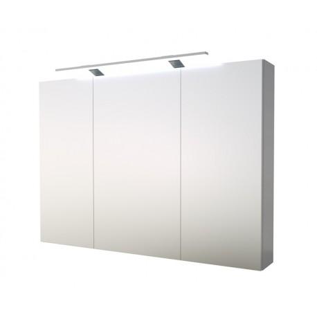 Spintelė su veidrodžiu Scandic E100 LED