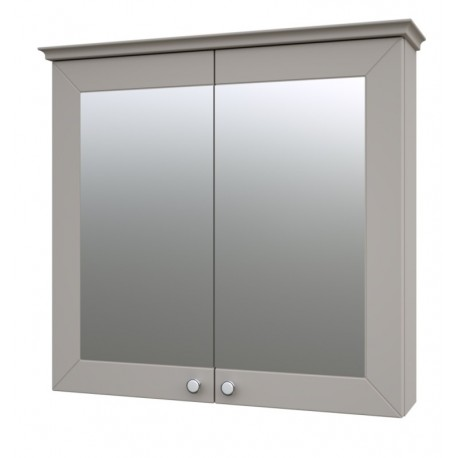 Spintelė su veidrodžiu Siesta E80