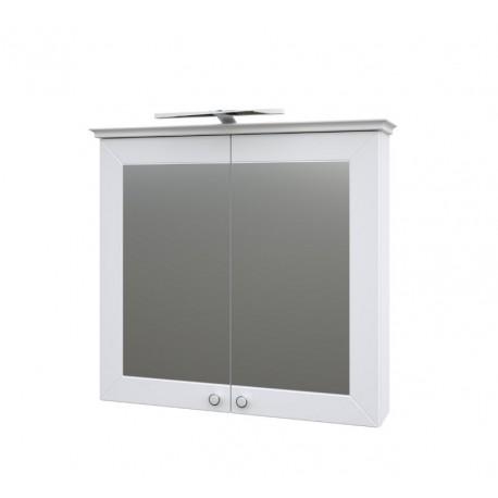 Spintelė su veidrodžiu Siesta E80 LED