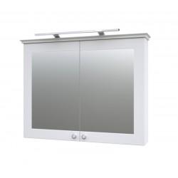 Spintelė su veidrodžiu Siesta E95 LED