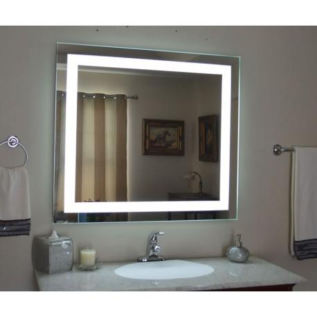 Vonios veidrodis Lumina LX LED